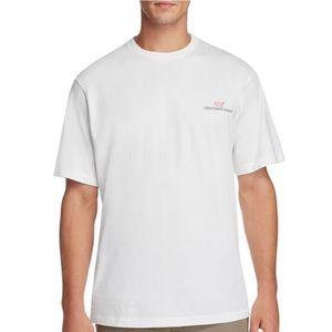 Boys XL white Vineyard Vines t-shirt